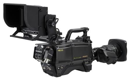 家用摄像机Blackmagic发布新一代广播级摄影机URSABroadcast